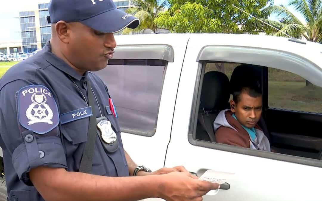 Trinidad & Tobago Police Service (TTPS)